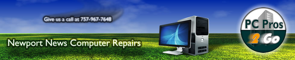 Computer Repair Newport News